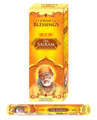 GR Incense Sticks Hexa Om Sai Ram