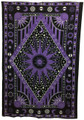 Tapestry Sun Purple (135 x 220 cm)