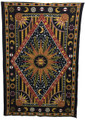 Tapestry Sun Yellow (135 x 220 cm)