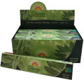 Divine White Sage Natural Flora Incense Sticks (15 grams) pack of 12