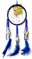 Dream Catchers Glass Beads with Cowrie Shells.