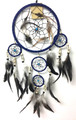 Dream Catchers with cowrie shells 7 inch Dia