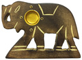 Mango Wood Burner Elephant (pack of 12)