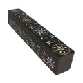 Stone Incense & Cone Burner Coffin Box 10""