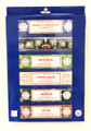 Satya Set of 6  nag champa Superhit Patchouli White sage Jasmine Musk