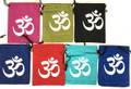 Cotton Pouch OM  set of 7 (5''x4'')