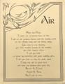 Prayer Poster Air