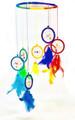 Dream Catcher 7 chakra hanging