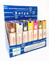 Satya display Set of  7 fragrances (42 packs)#3