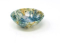 Moss Agate Bowl 3""