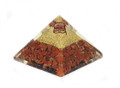 Oregonite Energy Pyramid Red Jasper (60-65mm) #6