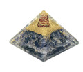 Orgone Energy Pyramid Blue Aventurine 60-65 mm #2