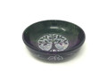 Soapstone Colored Bowl, Tree of Life