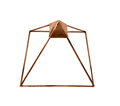 Copper Pyramid 9""
