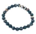 Black Sulemani Beads Bracelets 8mm #37