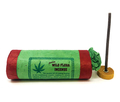 "Tibetan Incense 4"" Wild Flora (wrapped in handmade paper) 30 sticks"