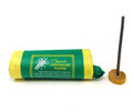 "Tibetan Incense 4"" Lemongrass (wrapped in handmade paper) 30 sticks"