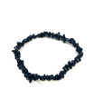 #75 Black Tourmaline chip Bracelet