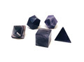 Geometry Set  Amethyst (5 pc set)