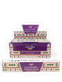Sacred Elements  Masala Incense White Sage Lavender (12packs)