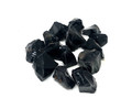 "Tumbled Pebbles Stone Agate Black Obsidian Rough(3/4""-1.5"")"