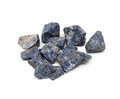 "Tumbled Pebbles Stone Agate Sodalite Rough (3/4""-1.5"")"