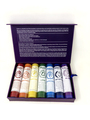 """7"""" Chakra Scented Candles gift box (Set of 7)"""