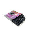 4''Chime/Spell candles(pack of 20) Black