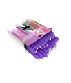 4''Chime/Spell candles(pack of 20) purple