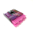 4''Chime/Spell candles(pack of 20) pink