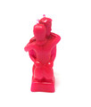 Erotic Couple Candles Pink