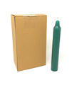 "9"" Household Candles (Pack of 12), Green"