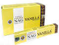Golden Nag Vanilla Incense (15 grams)