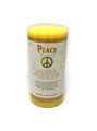 """Vrinda Scented Candles Peace, Approx. 6""""x3"""""""