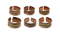 Copper Rings (Set of 12)