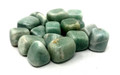 "Tumbled Pebbles Stone Agate Amazonite (3/4""-1.5"")"