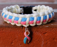 Pregnancy and Infant Loss Awareness Bracelet