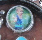 Locket Photo Charm