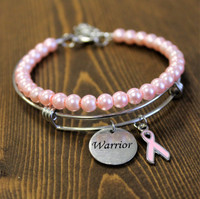 """Warrior"" Awareness Bracelet"