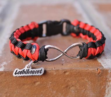 Infinity Paracord Bracelet
