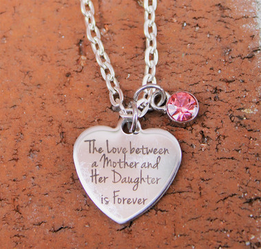 forever listing on chain silver friend il to gift similar nickel necklace word charm etsy best free items bridesmaid