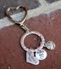 Charm Key Chain