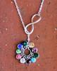Birth Stone Infinity Necklace