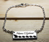 Mama Elephant Bracelet