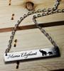 Mama Elephant Necklace