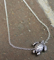 """Sea Turtle"" Necklace"