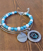PCOS Warrior Bracelet