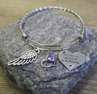 """A piece of my heart"" Bracelet"