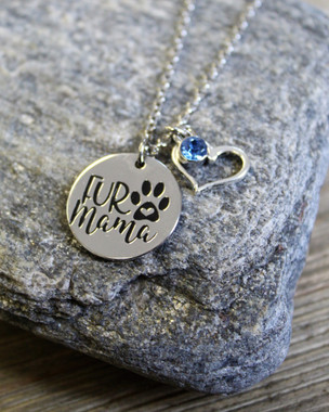 Fur Mama Necklace