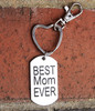 """""""Best --- Ever"""" Key Chain"""